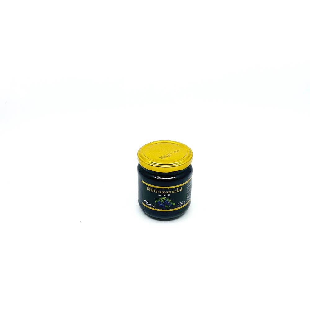 Blåbärsmarmelad - Vanilj