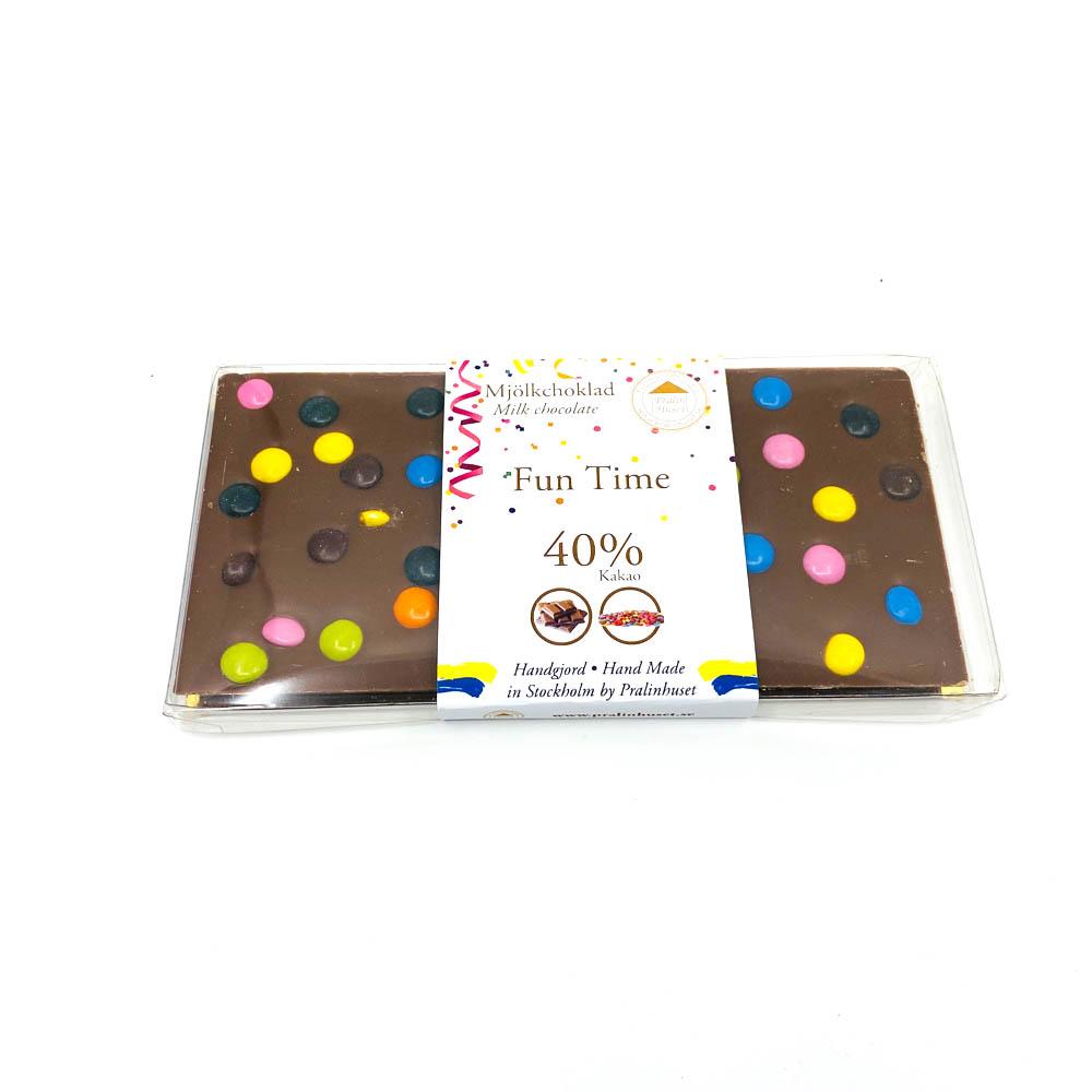 Choklad - Fun time 40%