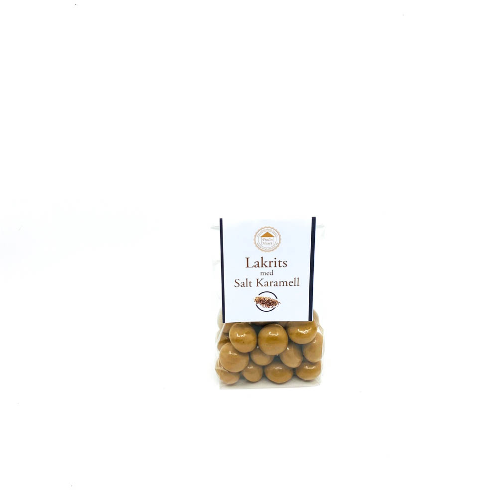 Choklad - Lakritskulor 40%