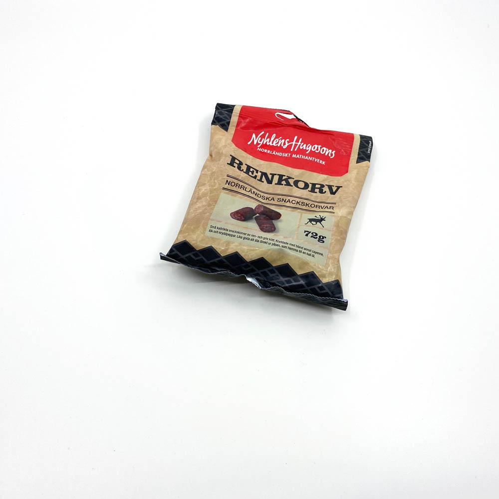 Renkorv snacks