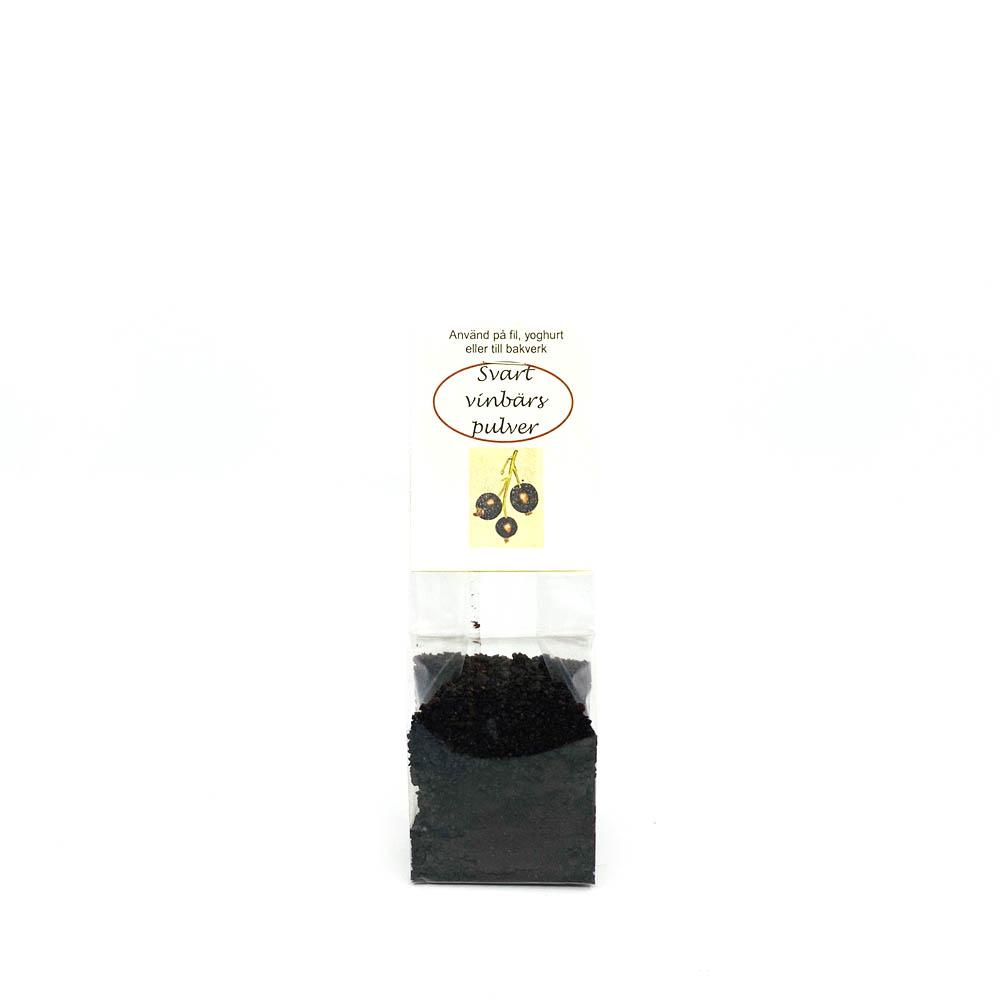 Sartvinbärspulver