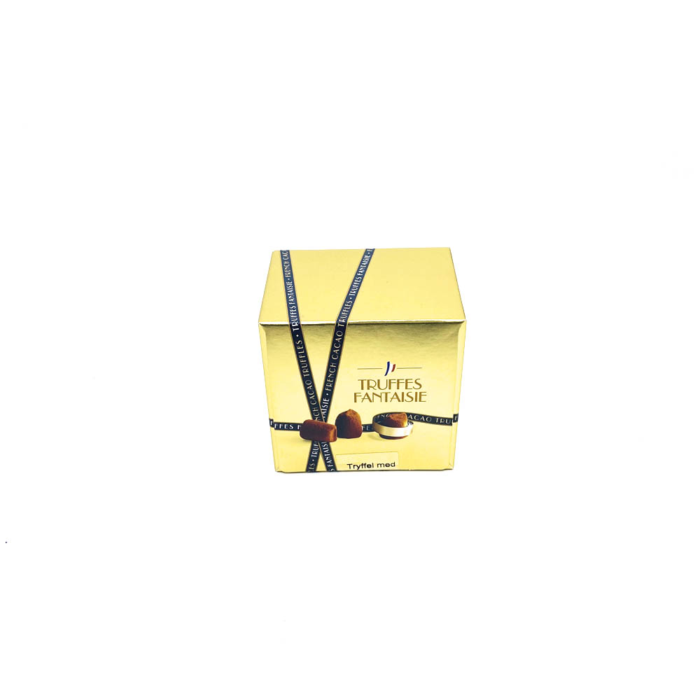 Chokladtryffel - champangesmak