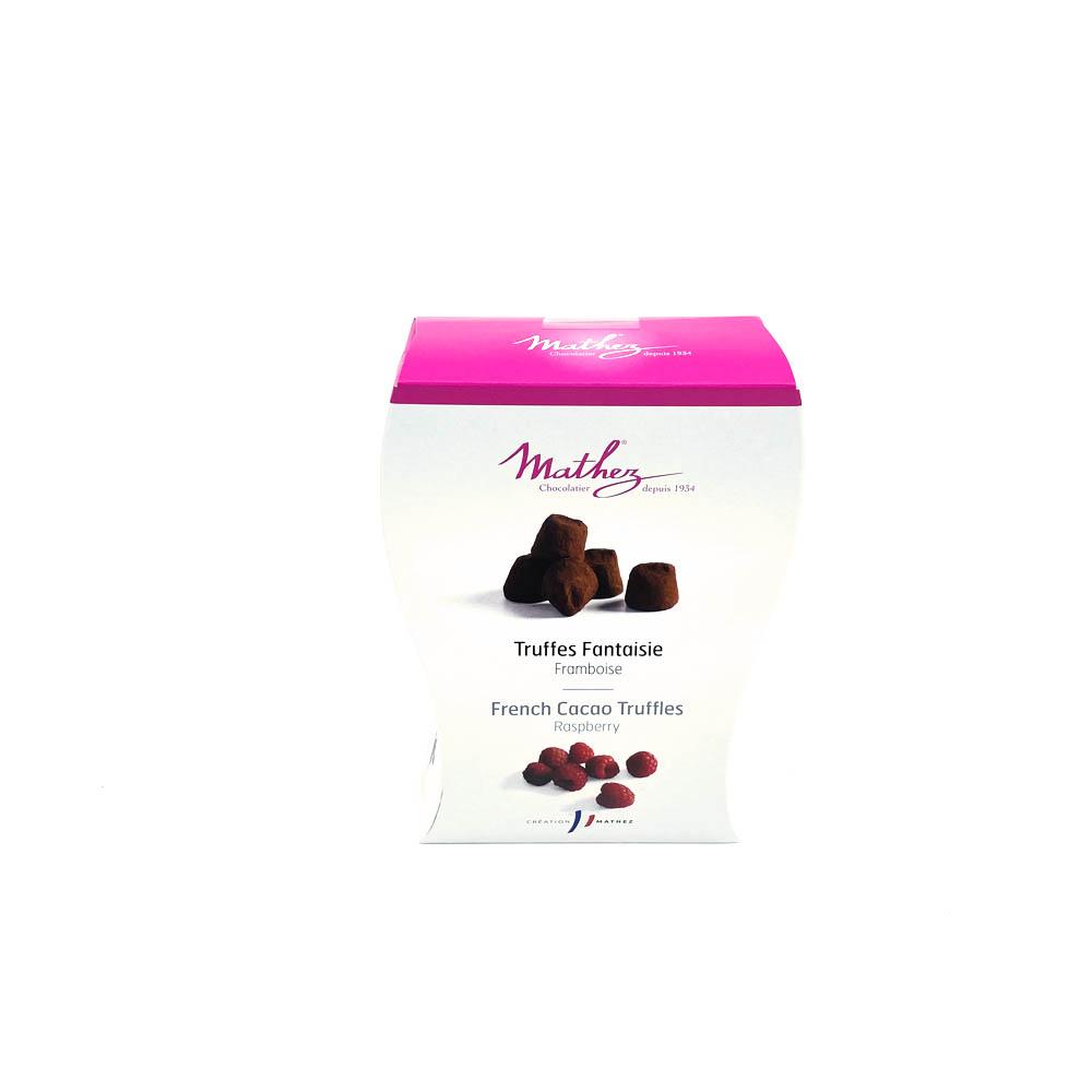 Chokladtryffel - hallonsmak