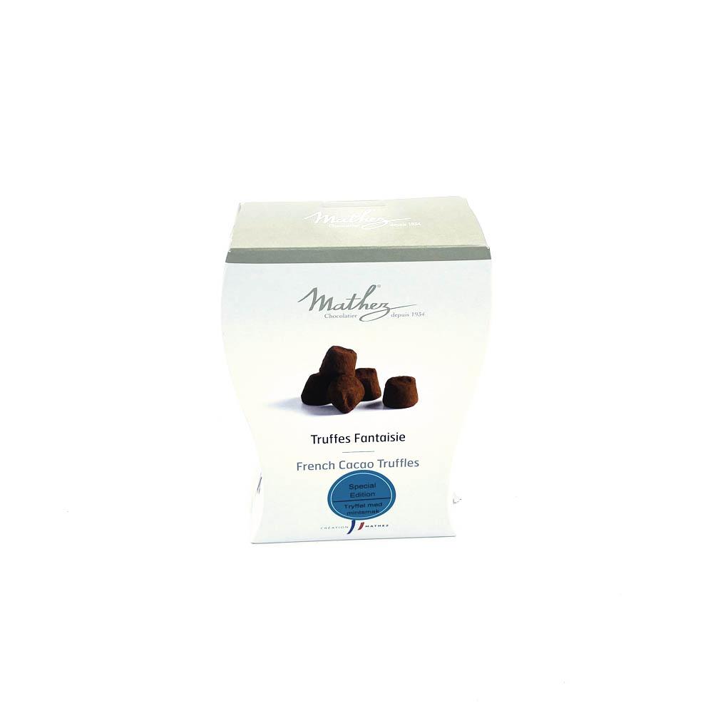 Chokladtryffel - Mintsmak